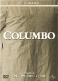 Cover of Columbo Series 1-4 DVD boxset