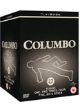 Cover of Columbo Series 1-7 DVD boxset