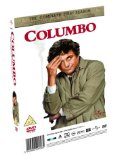 Cover of Columbo Series 1 DVD boxset