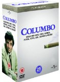 Cover of Columbo series 1-8 DVD boxset