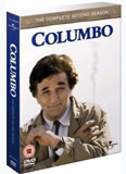 Cover of Columbo Series 2 DVD boxset