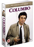 Cover of Columbo Series 3 DVD boxset