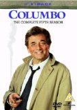Cover of Columbo Series 5 DVD boxset