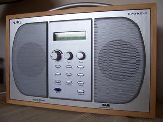 Evoke digital radio